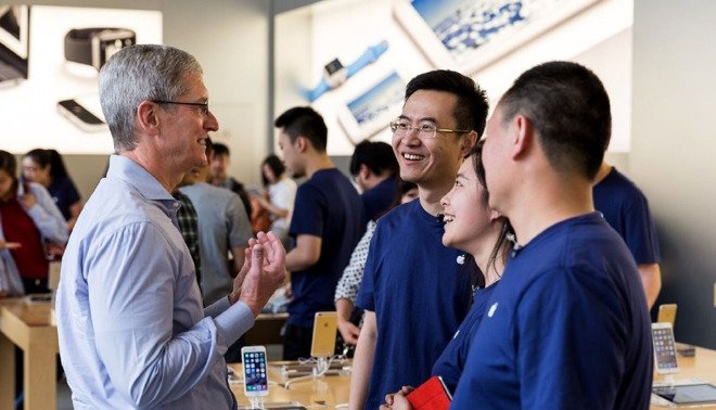 apple-chine-tim-cook