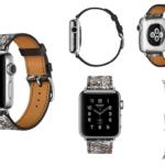 """Apple Watch : nouveau bracelet Hermès """"Equateur Tatouage"""""""