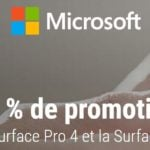 Microsoft Surface Pro 4 & Book : code promo -10% avant le Black Friday