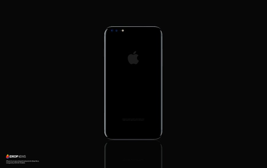concept iphone 8 idropnews 7 - iPhone 8 : un concept noir et blanc tout tactile