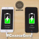 L'iPhone 7 Plus se recharge plus vite avec un chargeur iPad
