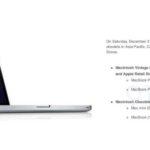 MacBook Pro & Mac Mini : Apple va rendre obsolètes certains modèles