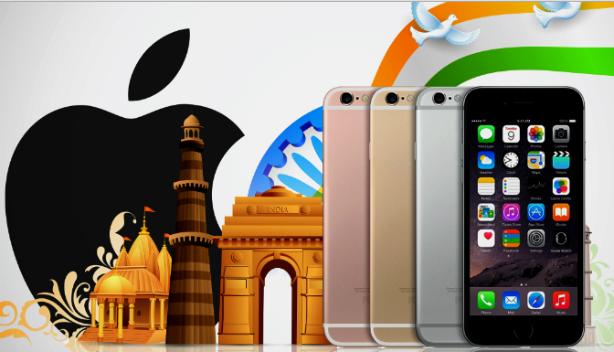 Inde : production imminente des iPhone 6, 6S et iPhone SE