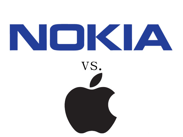 Nokia vs Apple - Brevets : Nokia porte plainte contre Apple