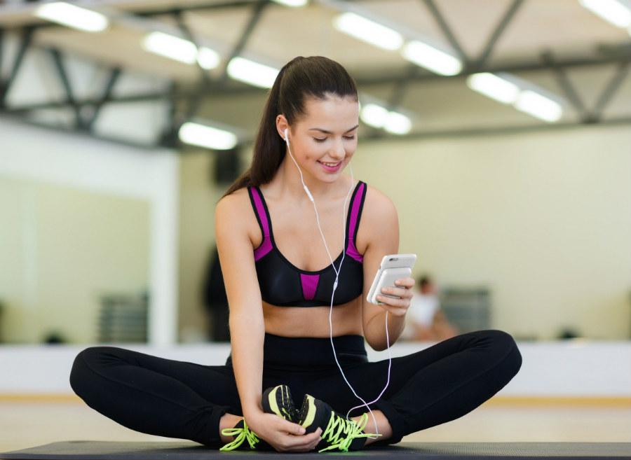 Powerbank UPM700 fitness - Exelium : la recharge sans fil sur iPhone (+ code promo !)