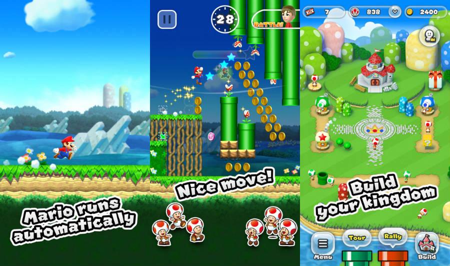 Super Mario Run enfin disponible sur iPhone, iPad & iPod Touch