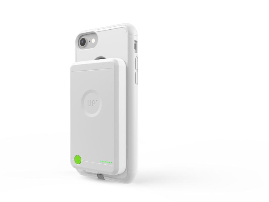 UP Wireless charging Power bank 2 - Exelium : la recharge sans fil sur iPhone (+ code promo !)