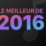 Apple lève le voile sur « Le meilleur de 2016 »