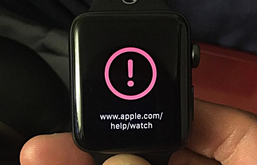 watchOS 3.1.1 : des Apple Watch bloquées, la mise à jour retirée