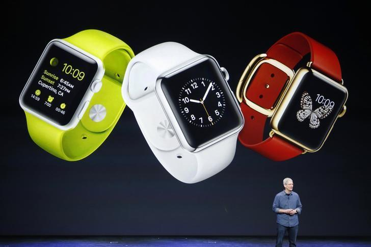 apple watch - Apple Watch Series 3 : autonomie améliorée et sortie en septembre ?