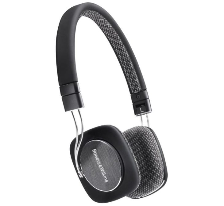 Bon Plan Amazon : casque Bowers & Wilkins P3 à 99€ au lieu de 200€