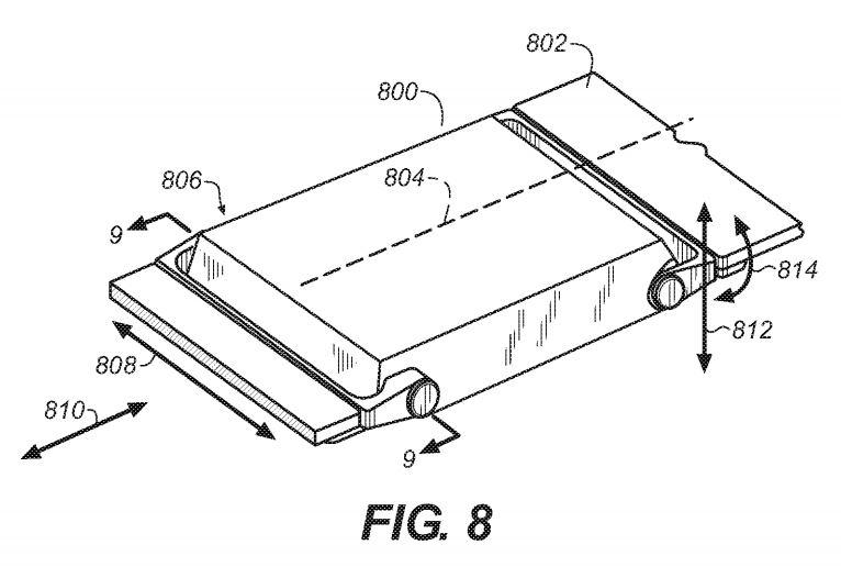 brevet apple watch fine retour haptique - Brevet : vers une Apple Watch Series 3 plus fine ?