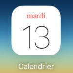 Spam du calendrier iCloud : Apple ajoute une option