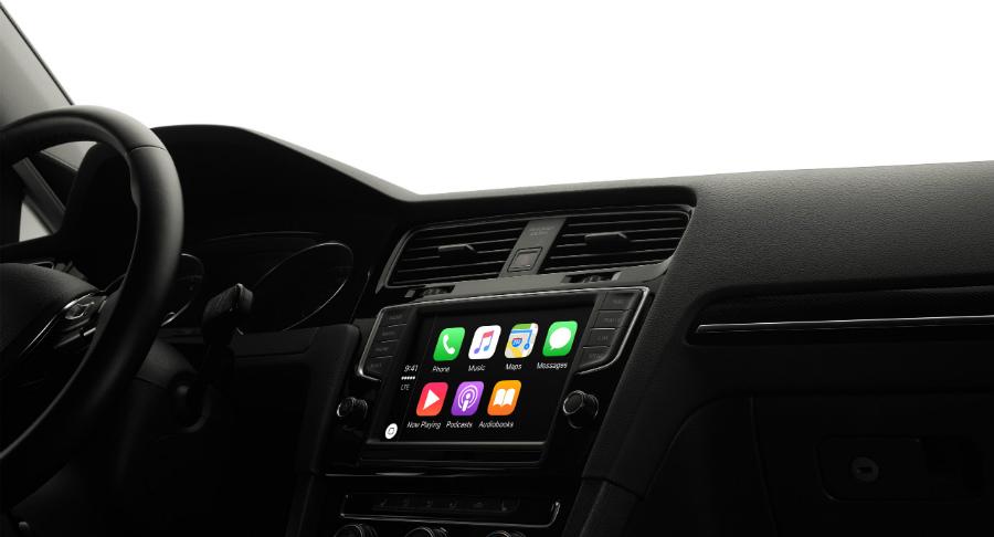 CarPlay à présent intégré dans plus de 200 véhicules