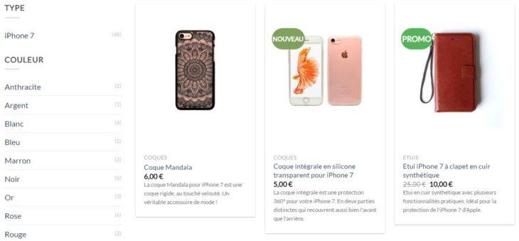 Coques-iphone-7.fr : le spécialiste de la coque iPhone 7