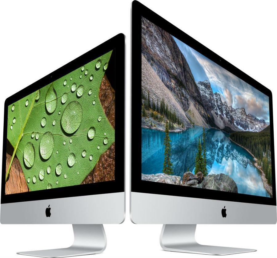 imac apple - iMac de 2017 : un design identique au modèle actuel ?
