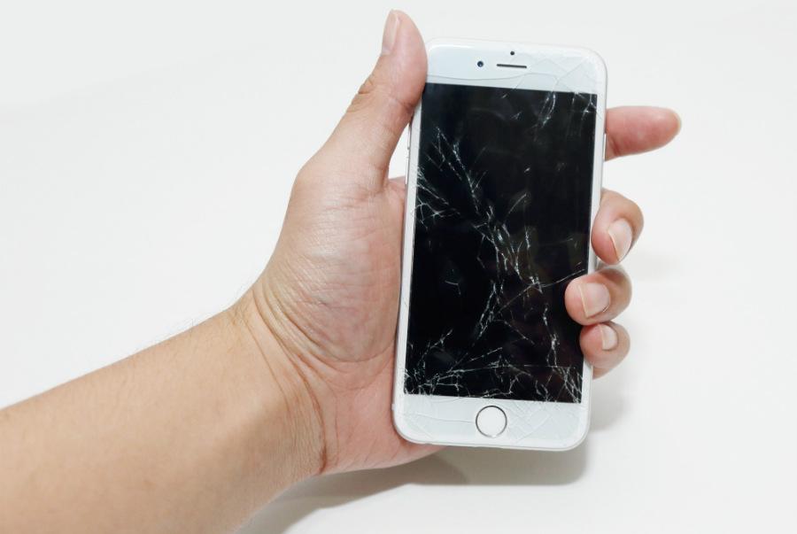 iphone 6 ecran casse - Étude : vous casseriez votre ancien iPhone pour acheter le nouveau