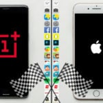 iPhone 7 Plus vs OnePlus 3T : quel est le plus rapide ?