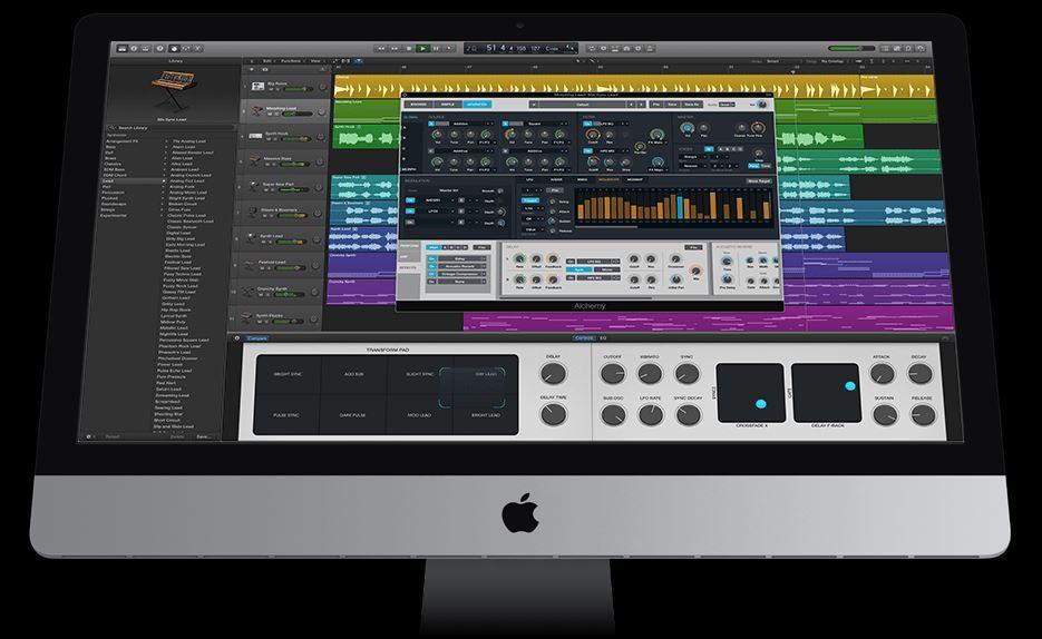 logic pro x - Mac : à quand du nouveau pour le logiciel Logic Pro d'Apple ?