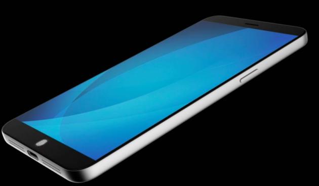 synaptics capteur empreintes digitales ecran - iPhone 8 : le capteur d'empreintes digitales dans l'écran ?