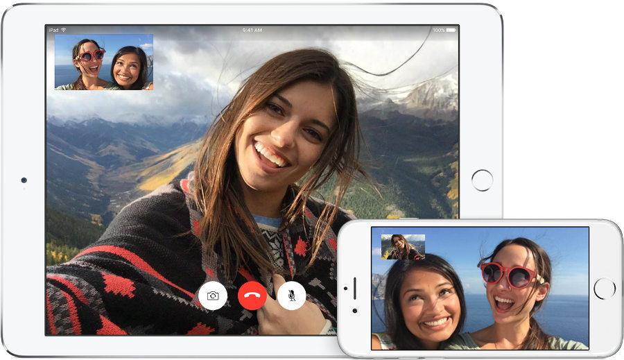 Facetime iphone ipad ios - FaceTime sur iOS 11 : les appels vidéo à plusieurs comme sur Skype ?