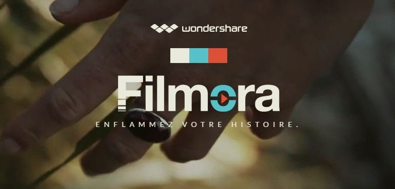 Filmora - Filmora : un excellent logiciel de montage vidéo Windows & Mac