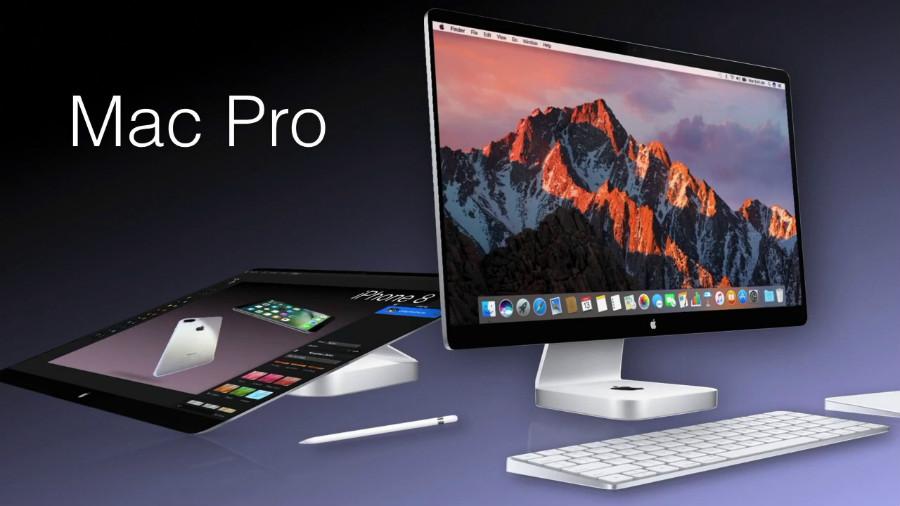 Mac Pro 2017 Concept - Concept : un Mac Pro 2017 tactile (avec écran Multi-Touch)