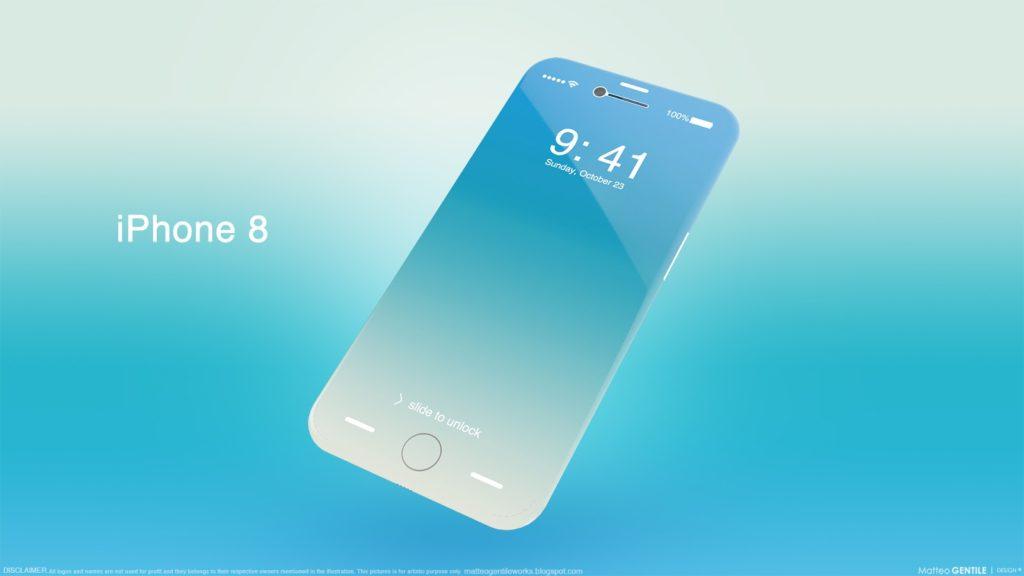 Matteo Gentile iphone 8 concept 16 1024x576 - iPhone 8 : recharge rapide via le port Lightning finalement au programme