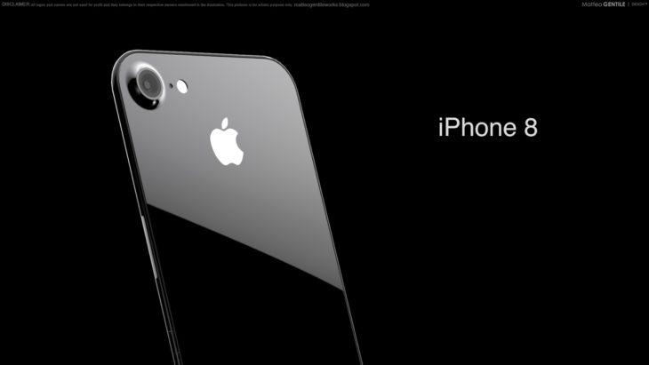 iPhone 8 : l'écran produit par Sharp et non Samsung ?