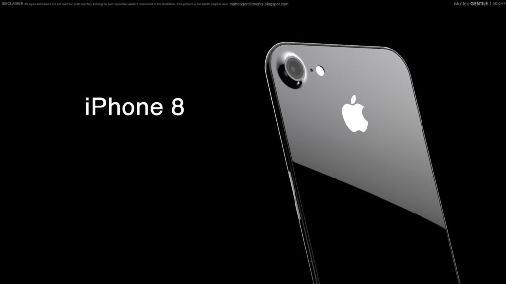 Matteo Gentile iphone 8 concept 6 1024x576 - iPhone 8 : production dès juin 2017, sortie en septembre ?