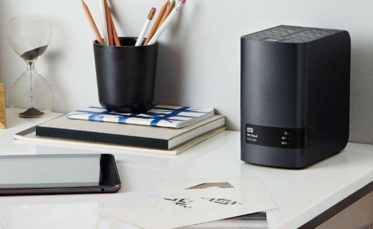 Western Digital : My Cloud EX2 Ultra, le NAS destiné aux professionnels
