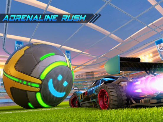 Turbo league iphone ipad app - Turbo League : le Rocket League gratuit sur iPhone & iPad