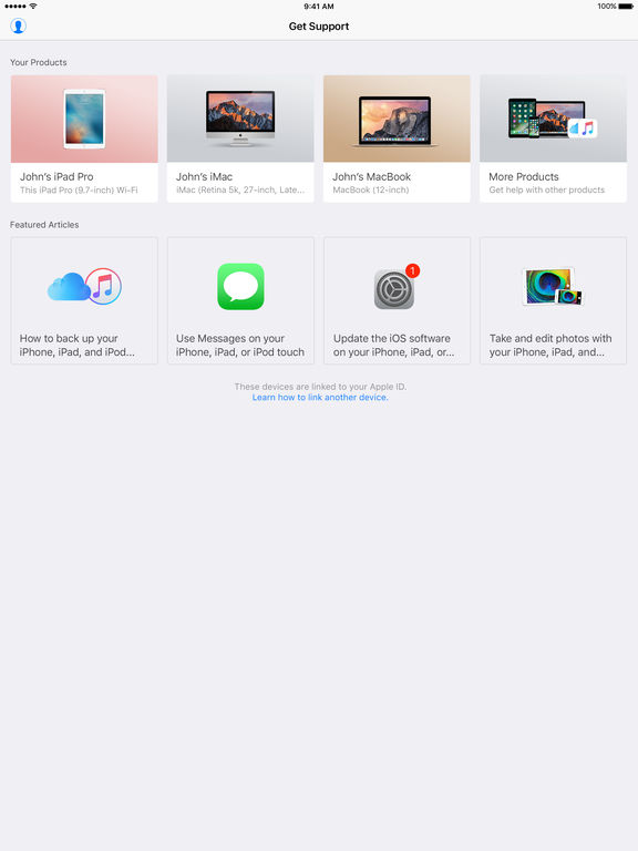 assistance apple app store - Assistance Apple enfin disponible sur l'App Store français