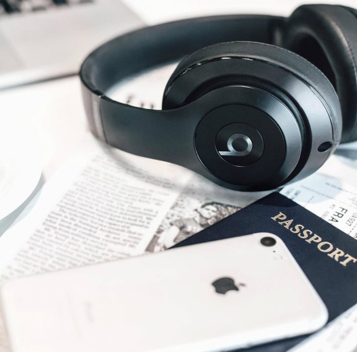 Instagram : un iPhone 7 Blanc sur une photo de Beats ?