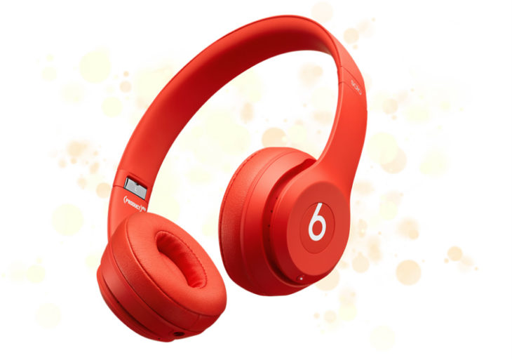 Apple offre un casque Beats Solo3 pour le Nouvel An chinois