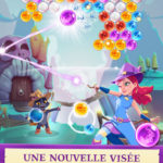 Bubble Witch 3 Saga disponible sur iOS & Android