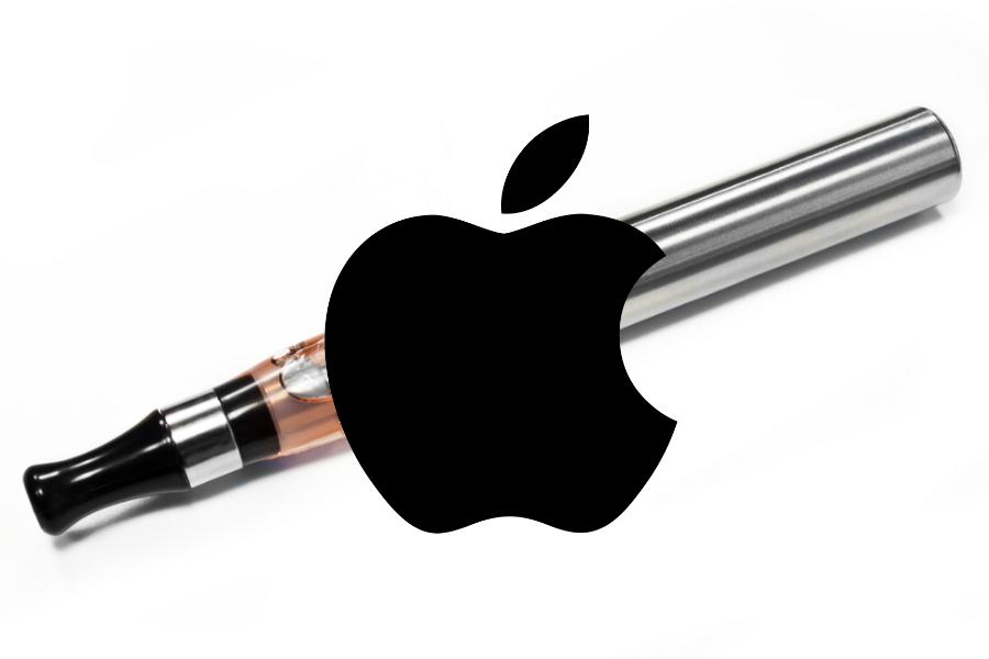 cigarette electronique apple - Brevet de vaporisateur : une cigarette électronique Apple en préparation ?