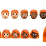 Apple va bientôt ajouter des Emoji roux à iOS