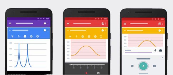 Google Science Journal : un labo scientifique numérique dans la poche