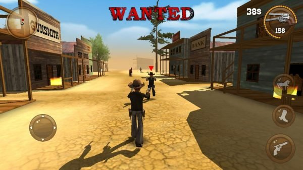 guns and spurs - Guns And Spurs va concurrencer Red Dead Redemption 2 sur iPhone