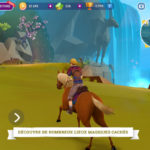 Horse Adventure : Tale of Etria disponible sur iOS & Android