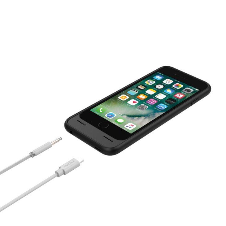 CES 2017 : Incipio OX, la coque iPhone 7 avec prise jack