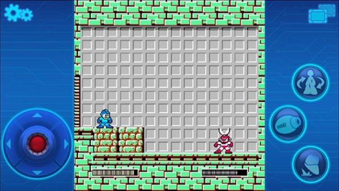 mega man ios - Mega Man : sortie cette semaine sur l'App Store