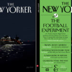 Le New Yorker fait sa couverture avec l'iPad Pro & l'Apple Pencil