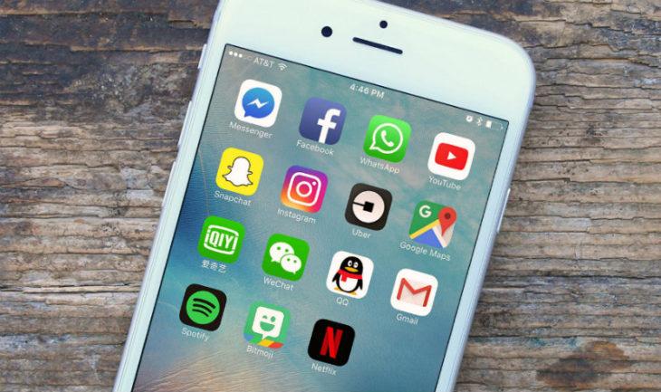 Les 5 applications iOS les plus téléchargées de tous les temps