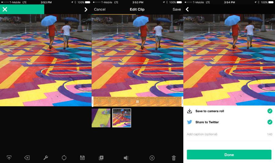 vine camera iphone - Twitter : le réseau social Vine ferme et l'app devient Vine Camera