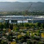 Apple Park : le «Campus 2» de 70 hectares ouvrira en avril