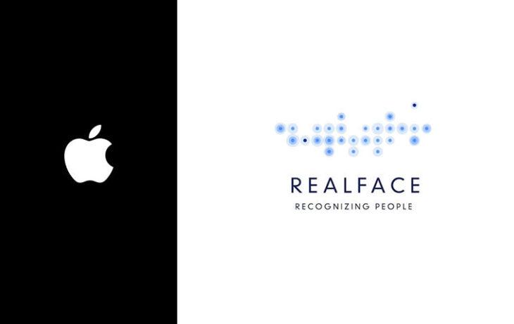 Apple rachète RealFace, spécialisée dans la reconnaissance faciale