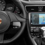 Jeep et Porsche annoncent de nouveaux véhicules dotés de CarPlay