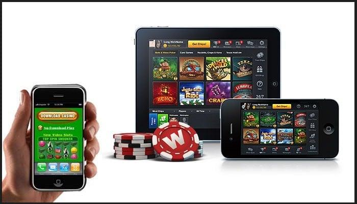 Casino mobile - Les casinos en ligne à présent optimisés pour les appareils iOS & Android